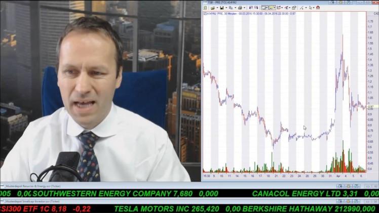 SmallCap-Investor Talk 539 über Öl, Lagerbestände und pot. Übernahme von Pacific