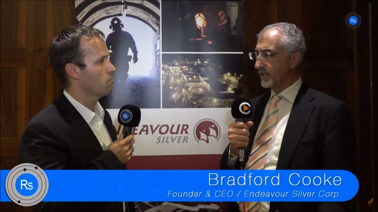 SmallCap-Investor Interview mit Bradford Cooke von Endeavour Silver
