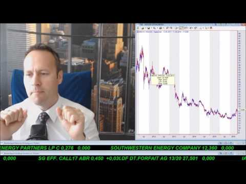 SmallCap-Investor Talk 556 über DAX, Gold, Silber, First Majestic, Öl, Energy XXI, Memorial, …