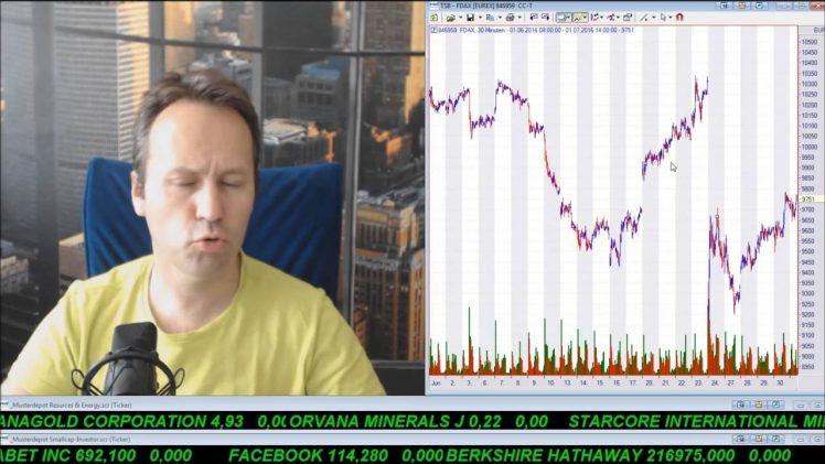 SmallCap-Investor Talk 580 über Ausrichtung, Strategie, DAX, Gold, Silber, Blackbird, KTG Gruppe