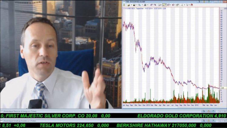 SmallCap-Investor Talk 586 über Gold, Goldaktien, Öl und Ölaktien