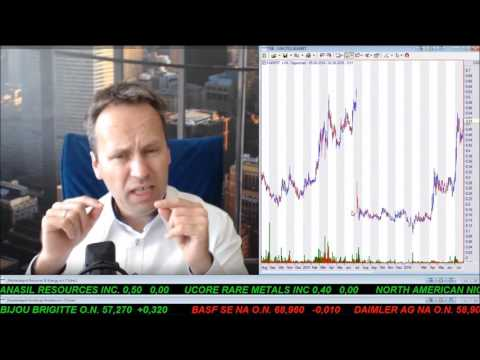 SmallCap-Investor Talk 589 über DAX, Gold, Silber, K92, Silbercrest, Memorial, KTG Argrar usw.