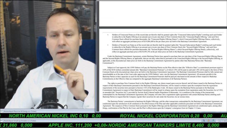 SmallCap-Investor Talk 641 über KTG Agrar, KTG Energie und Linn – Forderungsanmeldung