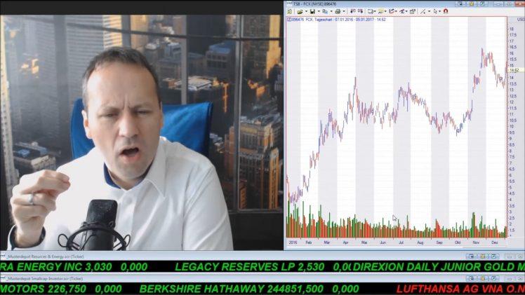 SmallCap-Investor Talk 643 über Gold, Uran, Kupfer, Penn West, Vaalco usw.