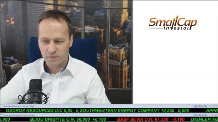 SmallCap-Investor Talk 644 über Gold, Öl, Gas und Energy XXI