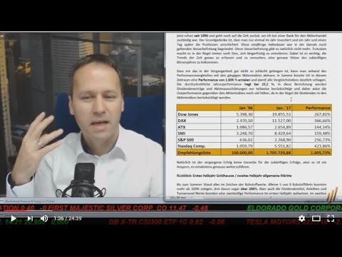 SmallCap-Investor Talk 646 – die Aktienfavoriten 2017