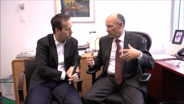 SmallCap-Investor Interview mit Stuart Rogers, President von TerraX  Minerals (WKN  A0YFEB)