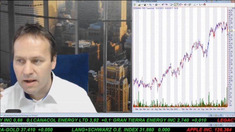 SmallCap-Investor Talk 651 über Gold, US$, Dow, Öl und Marine Harvest