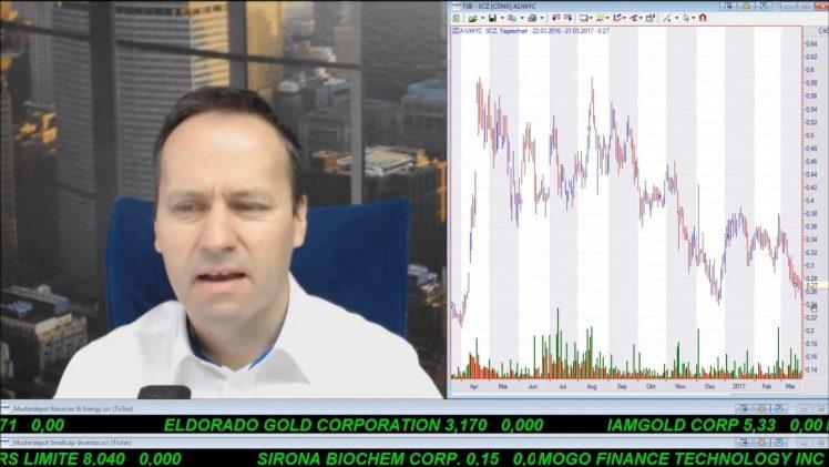 SmallCap-Investor Talk 656 über Gold, DAX, IAMGold, Mogo, Sirona, K92, SantaCruz & Goldwerte