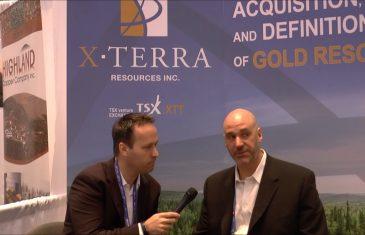 SmallCap-Investor Interview mit Michel Chapdelaine, Geologe von X-Terra Resources (WKN A117XJ)