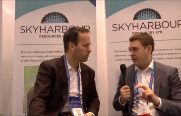 SmallCap-Investor Interview mit Jordan Trimble, CEO & President von Skyharbour Res. (WKN A2AJ7J)