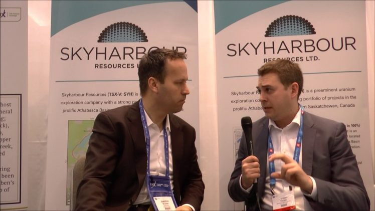 SmallCap-Investor Interview mit Jordan Trimble, CEO & President von Skyharbour Res. (WKN A2AJ7J)