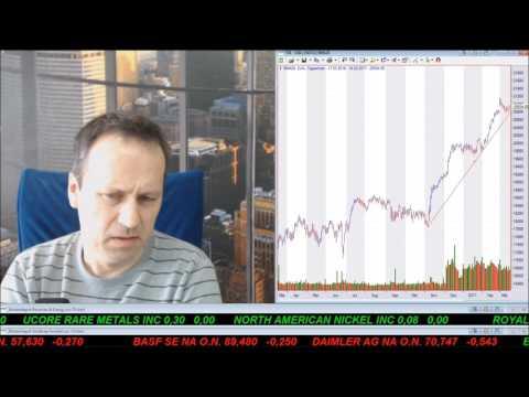 SmallCap-Investor Talk 655 über Gold, Dow, Öl und Linn Energy (IK)