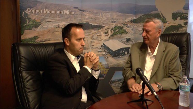 SmallCap-Investor Interview mit James (Jim) O´Rourke, CEO von Copper Mountain Mining (WKN A0MWH1)