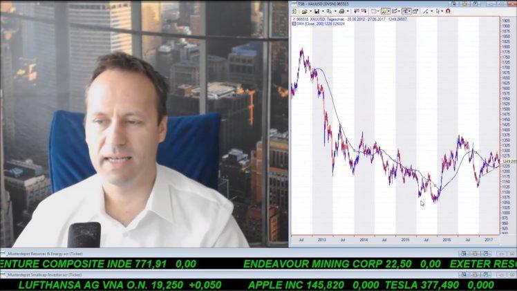 SmallCap-Investor Talk 684 mit DAX, Gold, Öl, Valeant, Gilead, Endo, MoGo, Arizona Silver