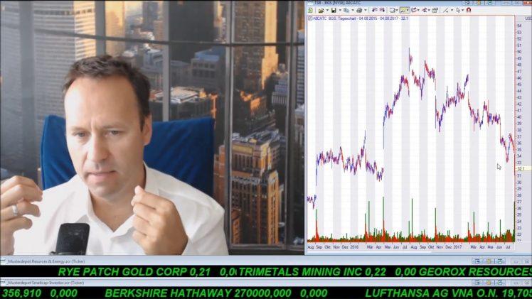 SmallCap-Investor Talk 691 über DAX, Dow, Gold, Silber, Silberaktien, Öl, Linn Energy, MoGo
