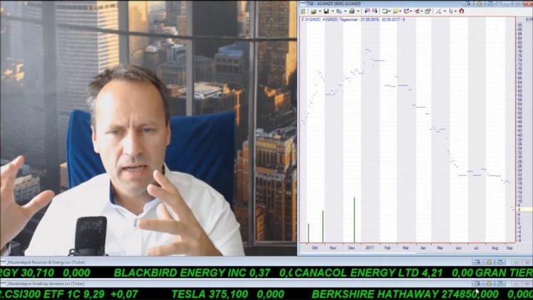 SmallCap-Investor Talk 704 über DAX, Gold, Breitburn, SantaCruz, Eldorado, General Mills,  IBM, …