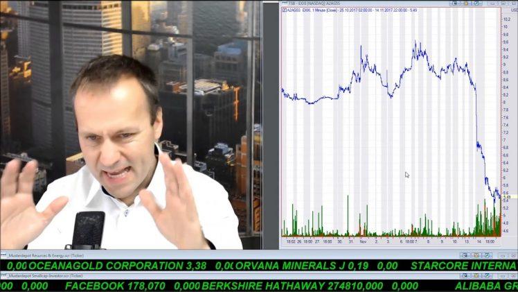 SmallCap-Investor Talk 720 über Gold, Öl, Energy XXI, Linn Energy und Breitburn