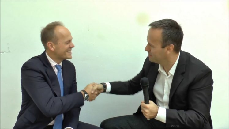 SmallCap-Investor Interview mit Ronald Peter Stöferle zum Thema Gold und Cyptowährungen