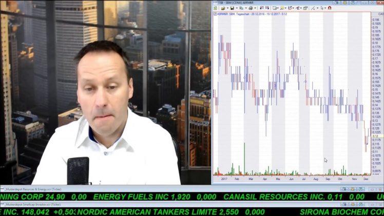SmallCap-Investor Talk 733 zu Sirona Biochem und Linn Energy