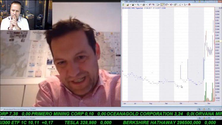 SmallCap-Investor Interview mit Stefan Müller, Direktor bei European Lithium und Cape Lambert