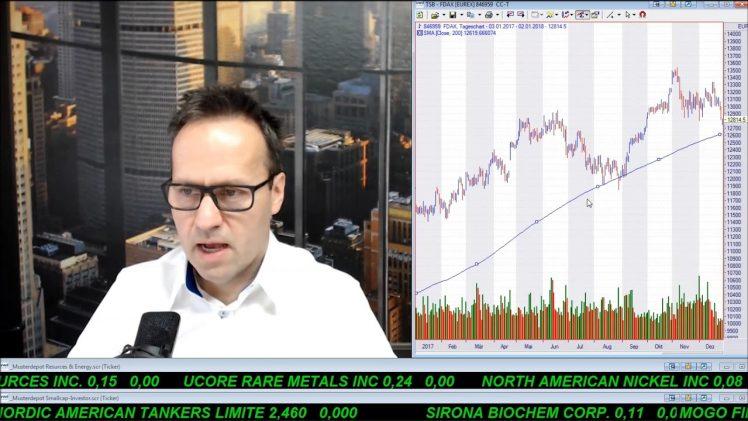 SmallCap-Investor 735 über Gold, DAX, Öl, Medical Facilities