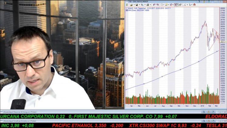 SmallCap-Investor Talk 760 über DAX, Dow, Gold, Öl, Dividendenaktien und Breitburn