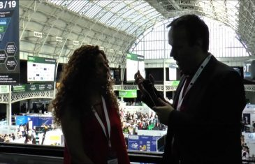 SmallCap-Investor Interview mit Emma Gutman/Herzog Fox & Neeman auf der Blockchain Expo in London!