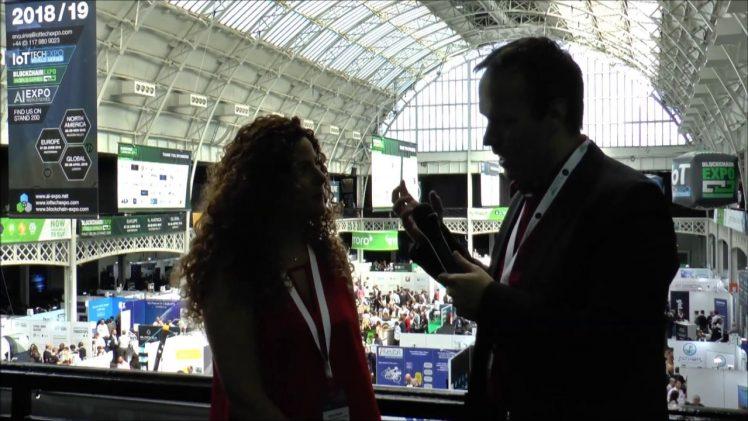 SmallCap-Investor Interview mit Emma Gutman/Herzog Fox & Neeman auf der Blockchain Expo in London!