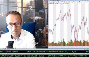 SmallCap-Investor Talk 797 über Techaktien, Nasdaq, Dow, Gold, Öl, Linn, Sibanye, Uran, …