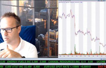 SmallCap-Investor 801 über Gold, Dow, Energy Fuels, Dialog, Semperit, Disney, Fossil, Bausch, MoGo