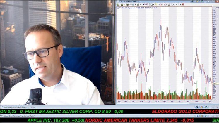 SmallCap-Investor 802 über Gold, Türkei, US$, Semperit, JD.com, MoGo, Linn, Riviera, Medical, …