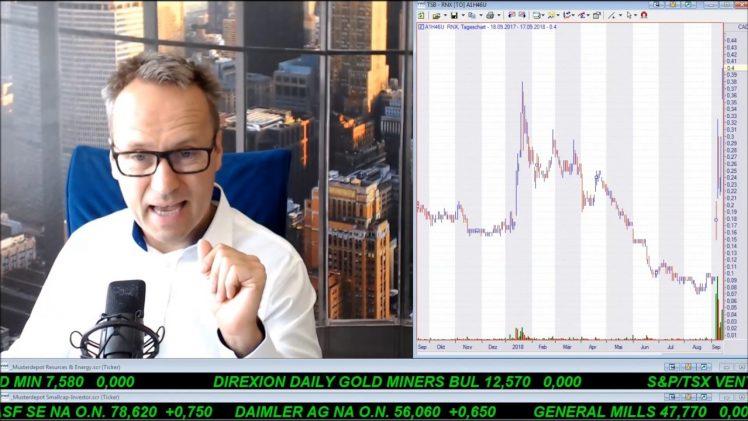 SmallCap-Investor Talk 813 über Royal Nickel, JD.com, Coca Cola, Aurora, Öl
