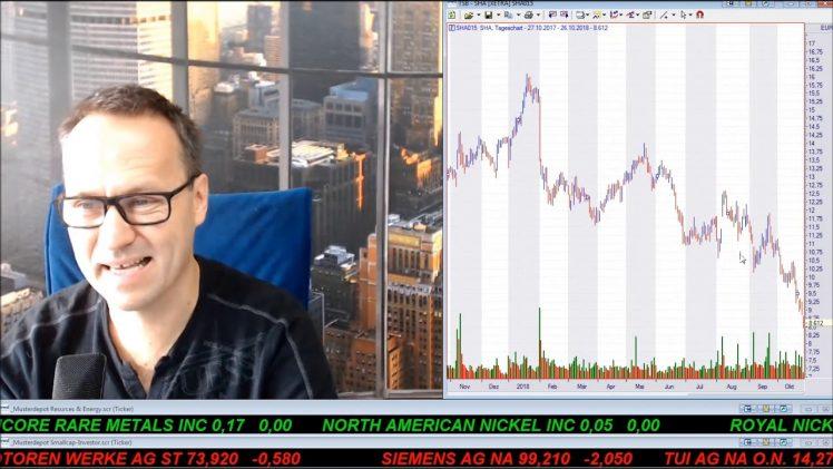 SmallCap-Investor Talk 829 über Nasdaq, Dow, DAX, Amazon, Alphabet, Newell, Conti, Schaeffler, Tui