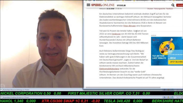 SmallCap-Investor Interview mit Stefan Müller, CEO der DGWA