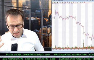 SmallCap-Investor Talk 849 über Gold, Öl, DAX, Conti, Paragon, Dt. Post, AMS