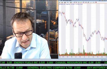 SmallCap-Investor Talk 850 über DAX, Dow, Tax-Loss-Selling, Trevali, Schaeffler, Dt. Post