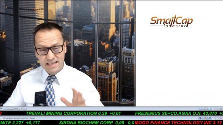 SmallCap-Investor Talk – Jahresempfehlungsliste 2019
