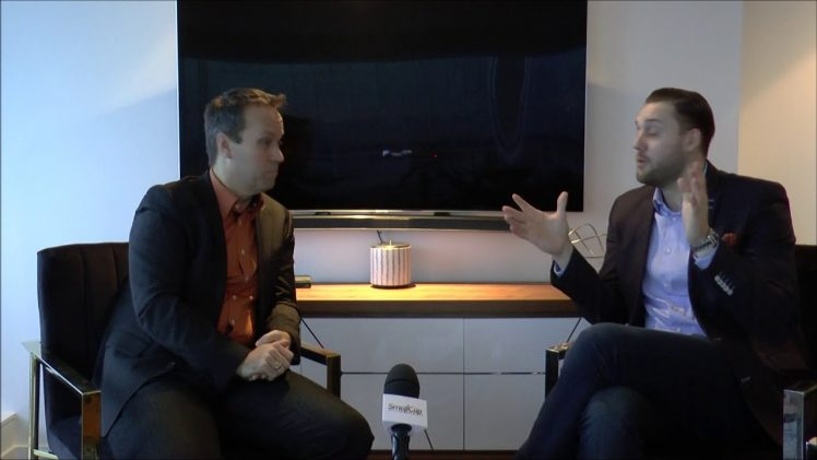 SmallCap-Investor Interview mit Lucas Birdsall von ICC International Cannabis Corp. (WKN A2N6DJ)