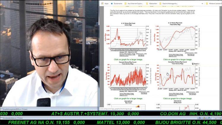 SmallCap-Investor Talk 884 über DAX, Dow, Pfund, Öl, Zink, Jahresempfehlungsliste