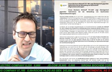 SmallCap-Investor Talk 889 über Gold, Sirona und Saturn Oil
