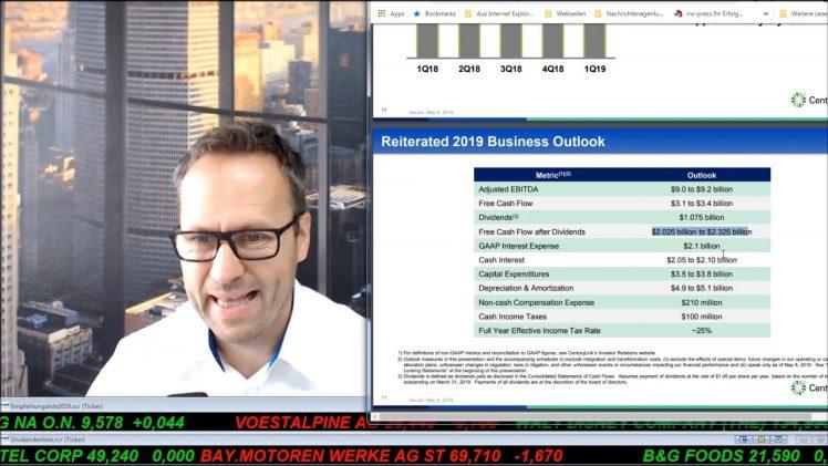 SmallCap-Investor Talk 897 über Fossil, CenturyLink, Eldorado Gold, First Majestic, Metro