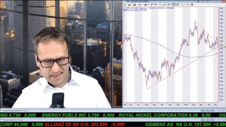 SmallCap-Investor Talk 901 über DAX, Dow, Sirona, Wacker, Covestro, FACC, Kapsch usw.