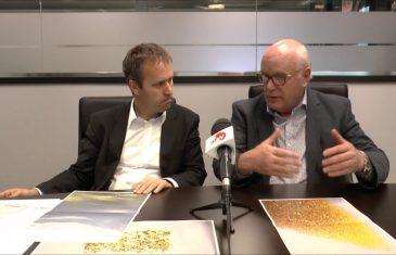 SmallCap-Investor Interview mit James G. Pettit, President & CEO von Aben Resources (WKN A14YFB)