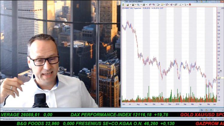 SmallCap-Investor Talk 911 über DAX, Gold, Yamana, IAMGold, Eldorado, RNC, Sirona