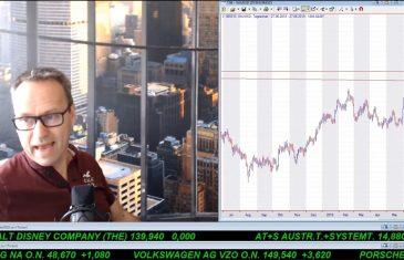SmallCap-Investor Talk 917 über DAX, AbbVie, FACC, Gold, Öl, Rivera, …