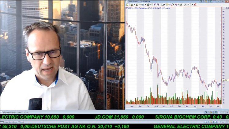 SmallCap-investor Talk 926 über DAX, Daimler, Convestro, Uran, Energy Fuels, Great Panther, MoGo