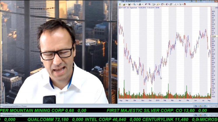 SmallCap-Investor Talk 935 über Dow, Gold, Mattel, Tui, JD.com, Semperit