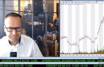 SmallCap-Investor Talk 940 über DAX, Dow, Gold, Silber, Dividenden, Käufe und Verkäufe