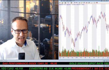SmallCap-Investor Talk 943 über DAX, Dow, Öl, Gold, EZB und Banken